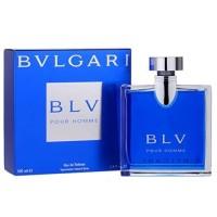 bvlgari BLV man pour home 100ml lengkap box