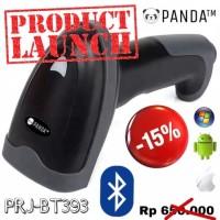 BARCODE SCANNER WiRELESS BLUETOOTH PANDA PRJ-BT393 Android IOS