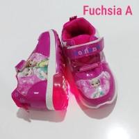 sepatu frozen #sepatu frozen led #sepatu anak perempuan