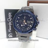 jam tangan pria Alexandre christie original AC 6410 MC