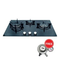 Ariston Built in Gas Hob DD8632W1ABKI