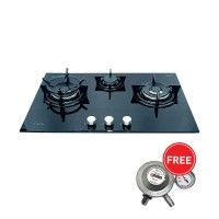 Kompor Ariston Built in Gas Hob DD7632W1ABKI