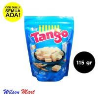 TANGO WAFER VANILLA MILK 115 GRAM POUCH
