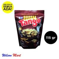 TANGO WAFER CHOCOLATE MILK 115 GRAM POUCH