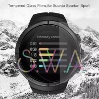 Suunto Spartan Sport Wrist HR Tempered Glass Anti Gores Kaca Screen