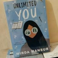 NOVEL UNLIMITED YOU BY WIRDA MANSUR