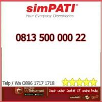 Nomor Cantik Telkomsel Simpati panca 00000 . O813 500 000 22