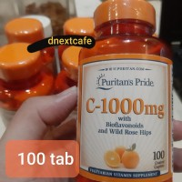 Puritans Puritan Pride vitamin C 1000 C-1000 100 caps Vit