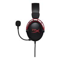 Headset - HyperX Cloud Alpha Red