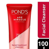 PONDS AGE MIRACLE FACIAL FOAM 100GR