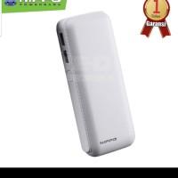 Hippo powerbank 24000mah smore white original 1 tahun garansi