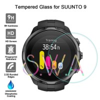 Suunto 9 Baro Tempered Glass Anti Gores Kaca Screen Guard Kaca