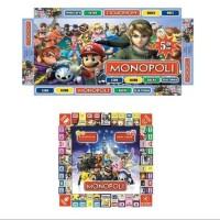 Monopoli mario 5 permainan 5in1