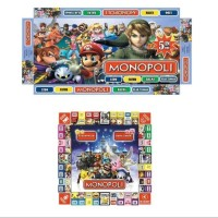 Grosir monopoli mario 5 permainan 5in1