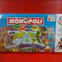 Monopoli GB dos 5 permainan 5 in 1