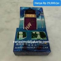 Parfum Mobil & Tempat Kacamata Type R– Variasi Mobil Jakarta