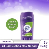 Lady Speed Stick Deodorant Powder Fresh/Invisible Dry
