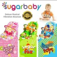 sugar baby bouncher(fox,toys,cheef)