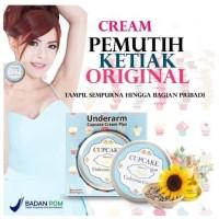 CREAM PEMUTIH KETIAK ORIGINAL [BPOM] / Cupcake Underarm Cream Plus