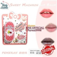 ORIGINAL Sweet Macaron Lip Balm