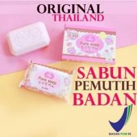 ORIGINAL PURE BODY SOAP / SABUN PEMUTIH BADAN AMPUH - BPOM