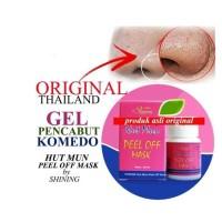 Obat Penghilang Komedo / Gel Mat Na Hut Mun White Original Thailand