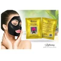 Naturgo BPOM / Hanasui Naturgo / Masker Lumpur / 100% Original