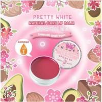 ORIGINAL PEMERAH BIBIR - Pretty White Natural Care Lip Balm [ BPOM ]
