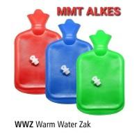 wwz - Bantal Kompres Air Panas Buli Buli Hot Water Bag Warm W
