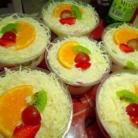 salad buah 300ml