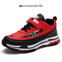 Sepatu Anak Gio Saverino XAVIER Sepatu Sport Anak Sepatu Sekolah Anak
