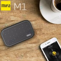 MiFa M1 Stereo Bluetooth Speaker With Micro SD Slot - Hitam