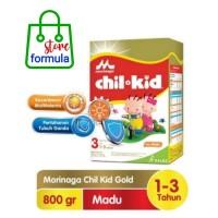 Chilkid Gold 3 Madu 800g Morinaga susu formula pertumbuhan