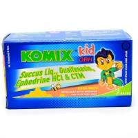 Komix Kid OBH isi 10 sachet @5ml Obat Batuk Anak