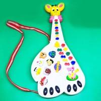 Mainan Musik Anak Gitar Jerapah