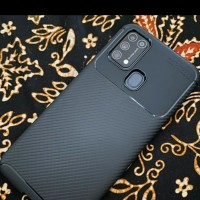 Casing Softcase New Style Samsung Galaxy M31 Soft Back Case