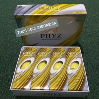 Stick Golf Bridgestone Ball Phyz Yellow