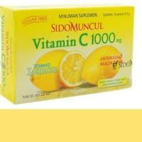 Vitamin C 1000 mg sidomuncul