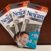Masker Nexcare Carbon 2+1