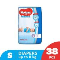 Huggies Dry Diapers S 38