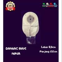 Kantong Dansac Bayi Nova Per Box