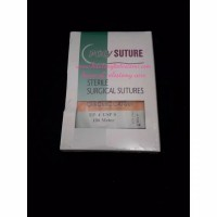 Sterile Surgical Suture Catgut Chromic