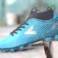 sepatu sepak bola mitre ultimate blue