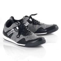 Sepatu Sneakers/Sepatu Casual Pria Kuzatura Abu Kombinasi