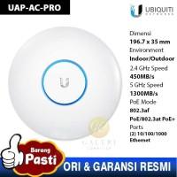 Ubiquiti Unifi UAP AC PRO - ASLI 100%