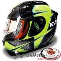 Kyt Helm Rcseven #16 Rc Seven Fullface Rc7 Ready Stock