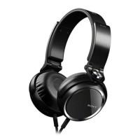 Sony Extra Bass Headphone MDR-XB250 - Hitam Berkualitas