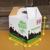 HOT SALE Dijual Kardus Box Kotak Bingkisan Parcel Lebaran Idul Fitri