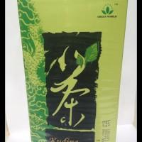 KUDING PLUS TEA GREEN WOrld / PANAS DALAM / MULUT KERING / BAU MULUT
