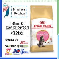 Dijual ROYAL CANIN KITTEN MAINE COON / MAINECOON 4KG FRESHPACK Murah